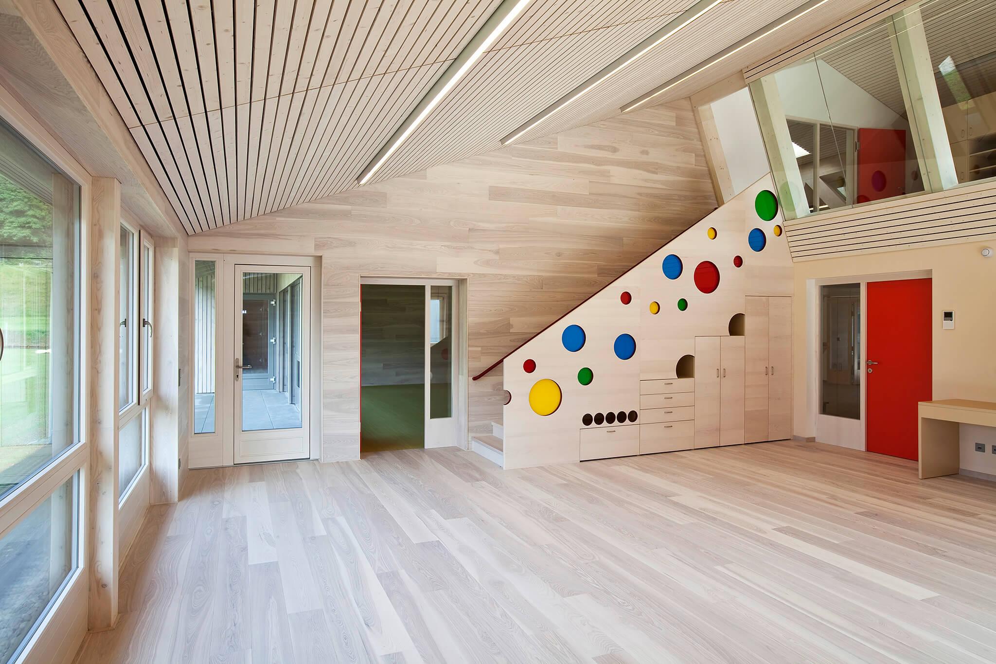 kindergarten scharnstein hinterwirth. Black Bedroom Furniture Sets. Home Design Ideas
