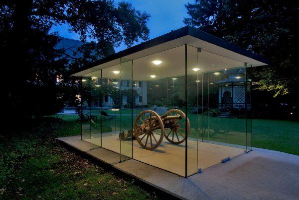 Architektur Kanonenhaus Gmunden Hinterwirth Architekten